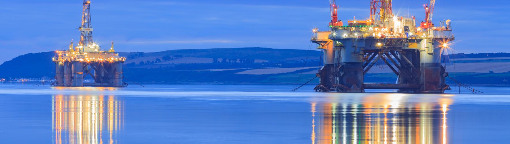 Serving the North Sea Oil and Gas Industry